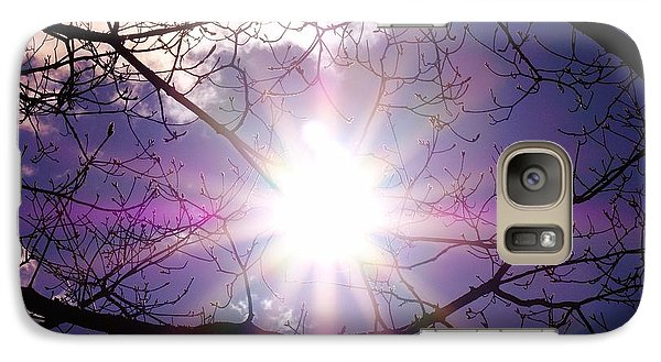 Galaxy Case featuring the photograph Sunny Afternoon by Sherman Perry