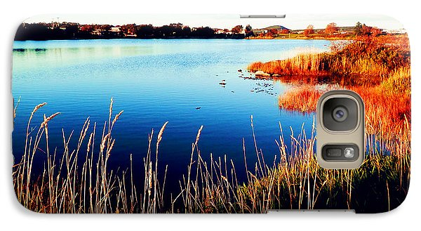 Galaxy Case featuring the photograph Sunny Afternoon by Zinvolle Art