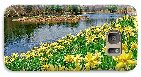 Sunny Daffodil Galaxy S7 Case