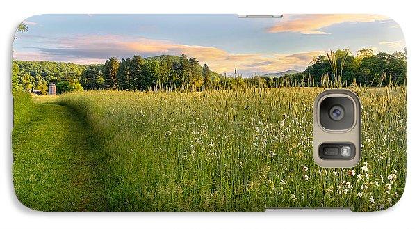 Sunny Valley Sunrise Galaxy S7 Case