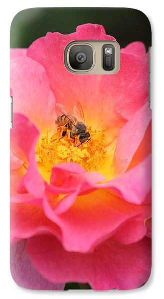 Galaxy Case featuring the photograph Sunrise by Amy Gallagher