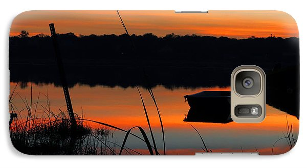 Galaxy Case featuring the photograph Sunrise Cove  by Dianne Cowen