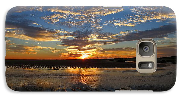 Galaxy Case featuring the photograph Sunrise Glory by Dianne Cowen