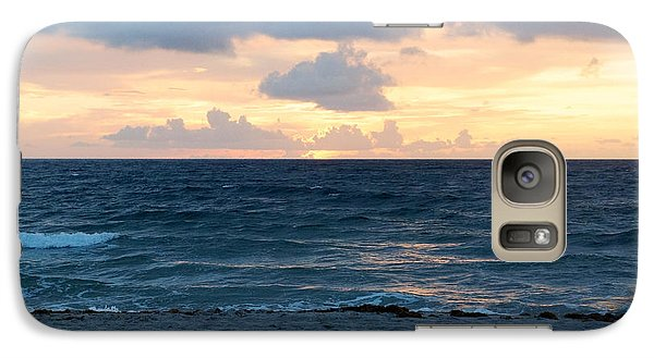Galaxy Case featuring the photograph Sunrise In Deerfield Beach by Rafael Salazar