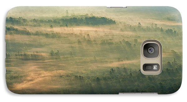 Sunrise On The Parkway - Blue Ridge Parkway - Asheville - North Carolina Galaxy S7 Case