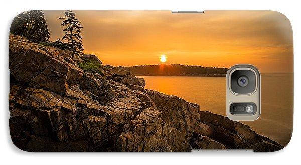 Sunrise Over Otter Cove Galaxy S7 Case
