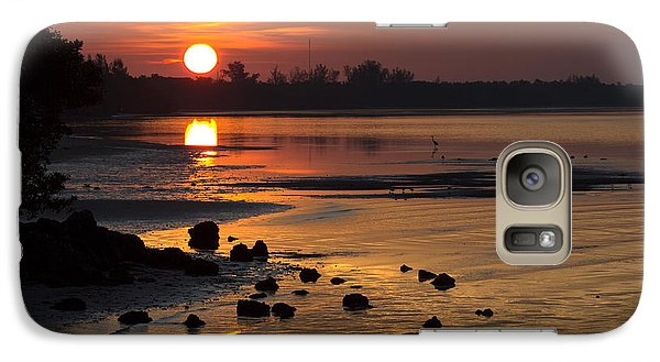 Galaxy Case featuring the photograph Sunrise Photograph by Meg Rousher