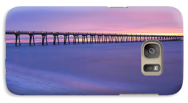 Galaxy Case featuring the photograph Sunrise Serenity by Renee Hardison
