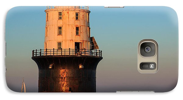 Galaxy Case featuring the photograph Golden Sunset In Lewes by Robert Pilkington