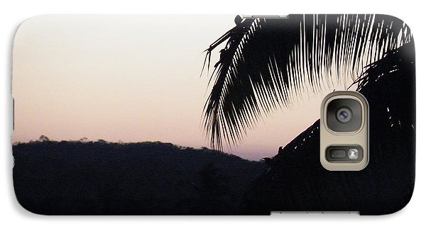 Galaxy Case featuring the photograph Sunset Chorus by Brian Boyle