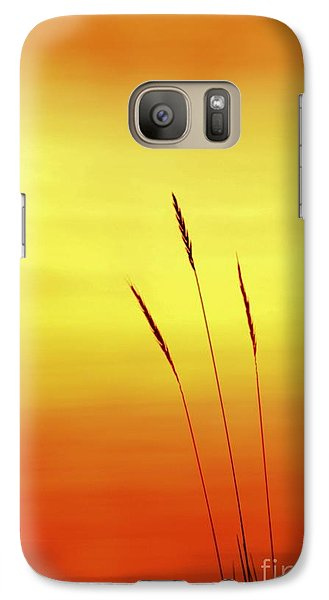Galaxy Case featuring the photograph Sunset by Christopher Mace