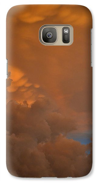 Galaxy Case featuring the photograph Sunset Colors 2  by Lyle Crump