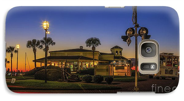 Sunset Diner Galaxy S7 Case