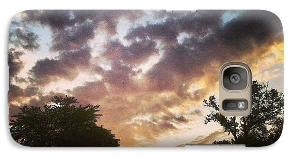 Galaxy Case featuring the photograph Sunset Federal Hill by Toni Martsoukos