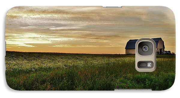 Galaxy Case featuring the photograph Sunset In Aroostook County by Christopher Mace