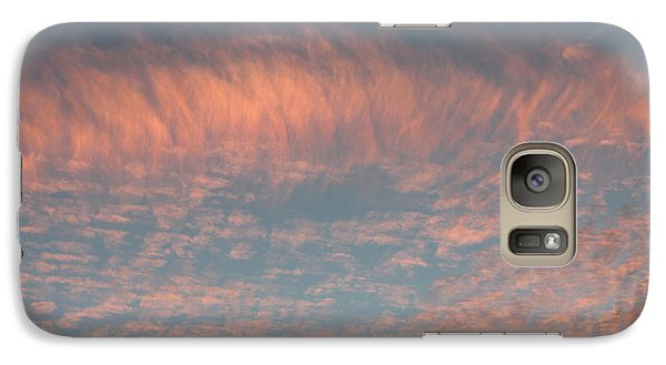 Galaxy Case featuring the photograph Sunset In Gainesville by Lorna Maza