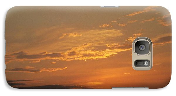Galaxy Case featuring the photograph Sunset In St. Peters by Kelly Awad