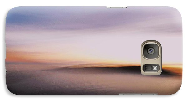 Galaxy Case featuring the photograph Sunset Island Dreaming by Andy Prendy