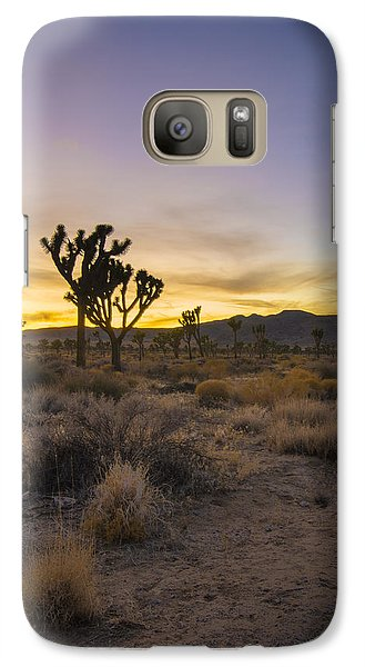 Sunset Galaxy S7 Case