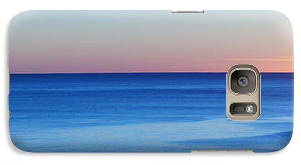 Galaxy Case featuring the photograph Sunset On The Horizon by Angi Parks