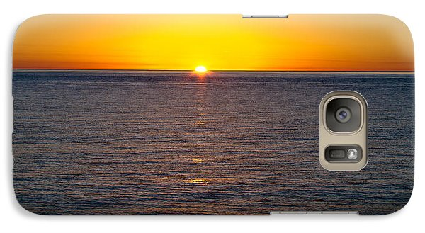 Galaxy Case featuring the photograph Sunset Over Baja by Atom Crawford