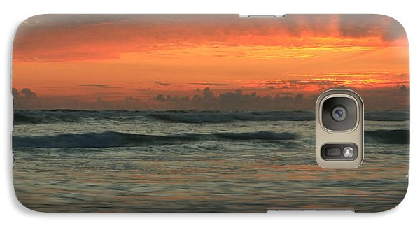Galaxy Case featuring the photograph Carlsbad Starburst by John F Tsumas