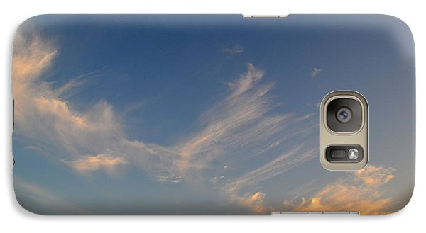 Galaxy Case featuring the photograph Sunset Time 2  by Lyle Crump