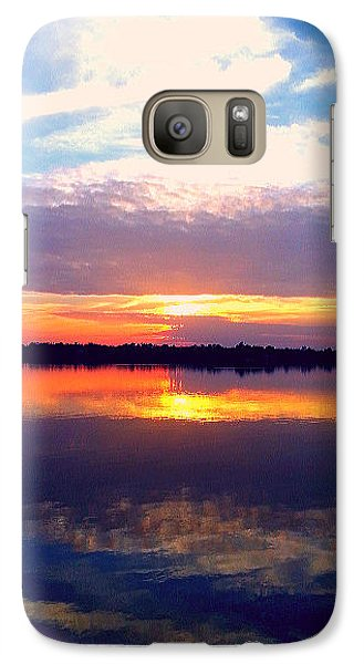 Galaxy Case featuring the photograph Sunsets In The Holy City by Joetta Beauford
