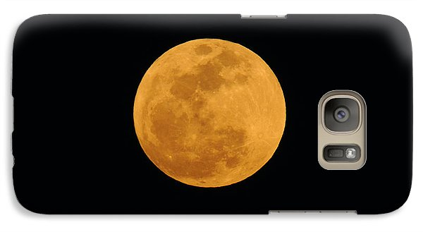 Galaxy Case featuring the photograph Supermoon by Bradford Martin