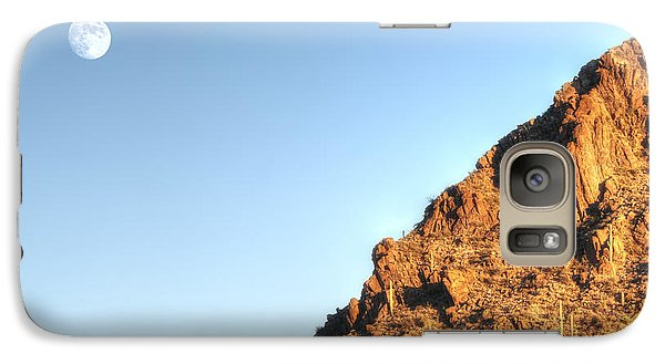 Superstition Mountain Galaxy S7 Case by Lynn Geoffroy