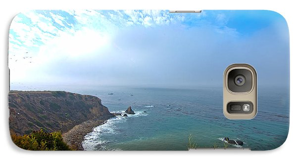 Galaxy Case featuring the photograph Surf To Shore by Joseph Hollingsworth