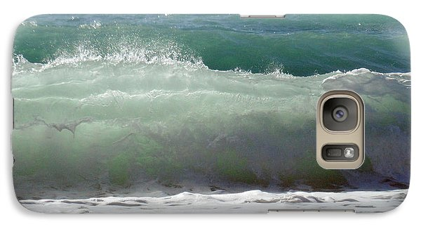 Galaxy Case featuring the photograph Surf's-up by Rod Jones