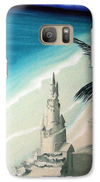 Galaxy Case featuring the painting Surprise Blessing by Dianna Lewis