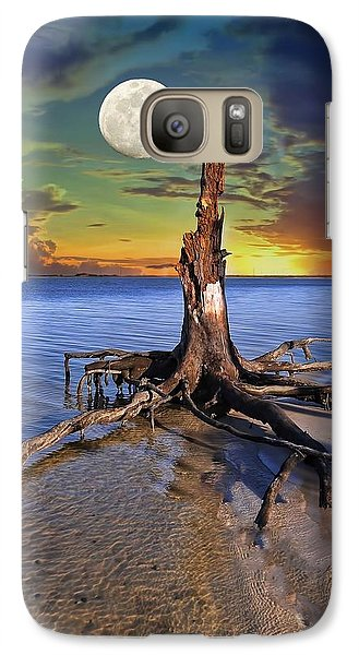 Galaxy Case featuring the photograph Surreal by Renee Hardison