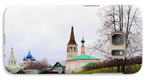 Galaxy Case featuring the photograph Suzdal by Julia Ivanovna Willhite