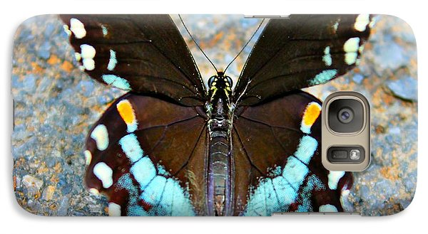 Galaxy Case featuring the photograph Swallowtail Beauty by Candice Trimble