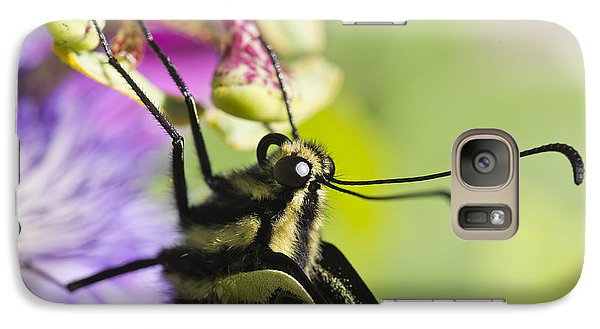 Galaxy Case featuring the photograph Swallowtail Butterfly by Priya Ghose