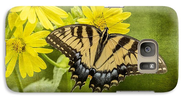 Galaxy Case featuring the photograph Swallowtail by Vicki DeVico