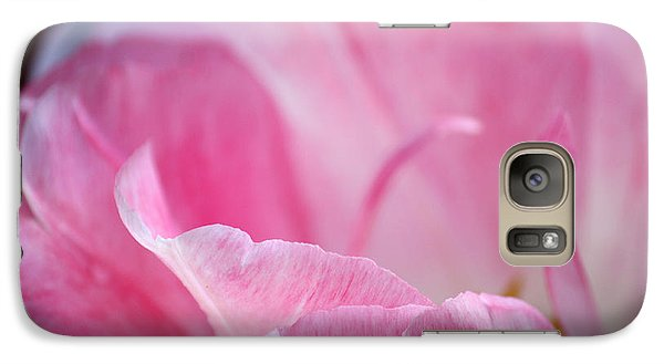 Galaxy Case featuring the photograph Swan Dance by The Art Of Marilyn Ridoutt-Greene