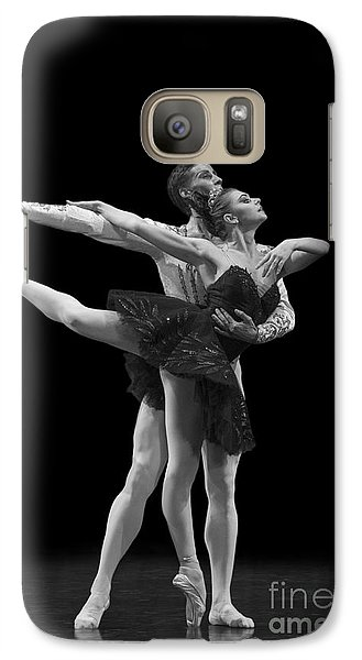 Swan Lake  Black Adagio  Russia  Galaxy S7 Case