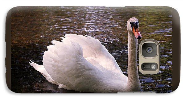 Swan Pose Galaxy S7 Case