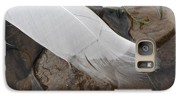 Galaxy Case featuring the photograph Sway With The Movement Of The Water by Tiffany Erdman