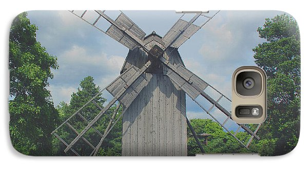 Galaxy Case featuring the photograph Swedish Old Mill by Sergey Lukashin