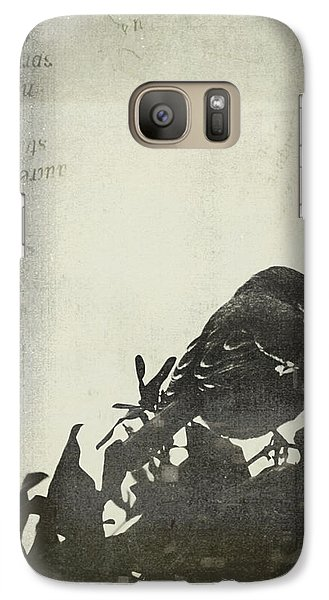 Galaxy Case featuring the photograph Sweet Disposition by Trish Mistric