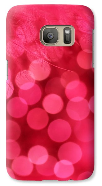 Galaxy Case featuring the photograph Sweet Emotion by Dazzle Zazz