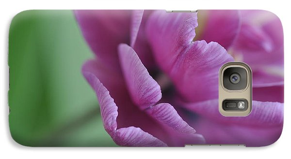 Galaxy Case featuring the photograph Sweet Fragrance by Simona Ghidini