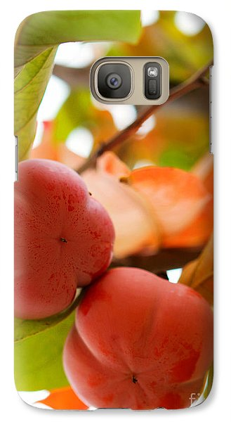 Galaxy Case featuring the photograph Sweet Fruit by Erika Weber