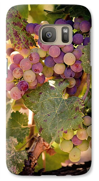 Sweet Grapes Galaxy S7 Case