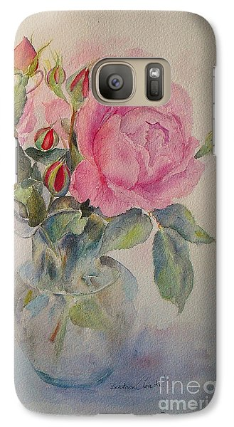 Sweet Moment Galaxy S7 Case by Beatrice Cloake