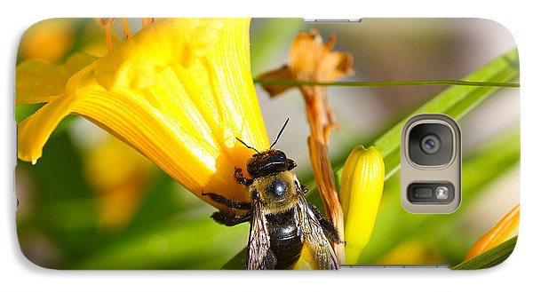 Galaxy Case featuring the photograph Sweet Nectar by Jerome Lynch